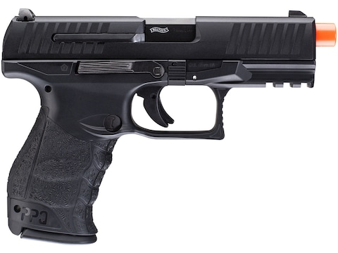Walther PPQ GBB Green Gas Airsoft Pistol