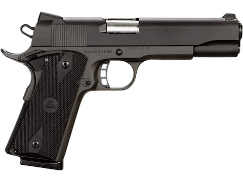 "Armscor Rock Island Standard 45 ACP Semi-Automatic Pistol 5"" Barrel 8-Round"