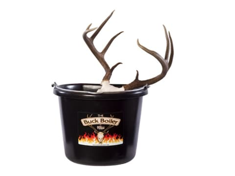 On Time Buck Boiler Deer Skull Cleaning Kit