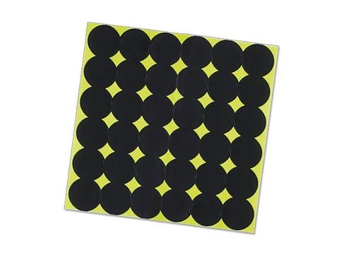 "Birchwood Casey Shoot-N-C 1"" Reactive Target Pasters Package of 432"