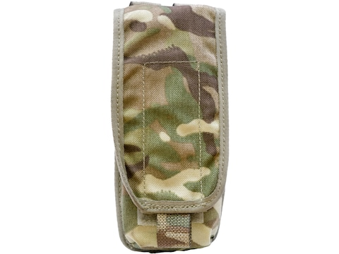 Military Surplus British Single Magazine Pouch Grade 2 MTP Camo