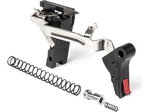 ZEV Technologies PRO Drop-In Trigger Kit Glock 17, 19, 26, 34 Gen 1, 2, 3 Aluminum
