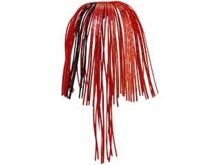 Strike King Perfect Skirt w/Magic Tails Red Crawfish