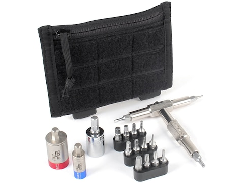 Fix It Sticks Bit Driver Kit Two Limiter with Pouch 65 and 15 inch-pounds