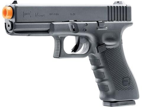 Glock 17 Gen 4 Green Gas Airsoft Pistol
