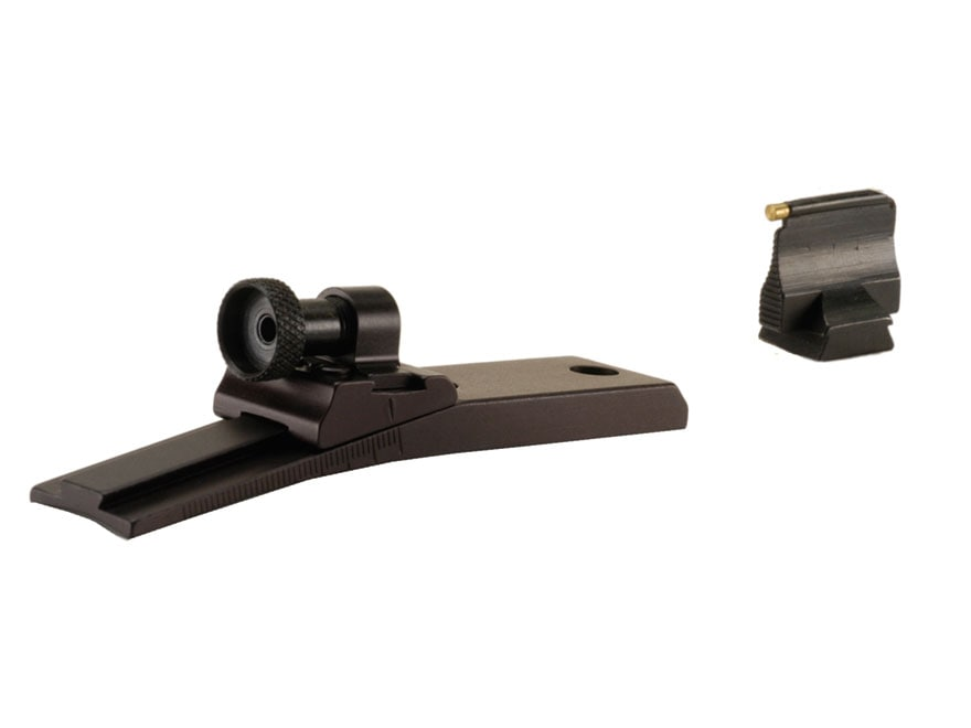Williams Wgrs Ru22 Guide Receiver Peep Sight Set Ruger 10 22 Front
