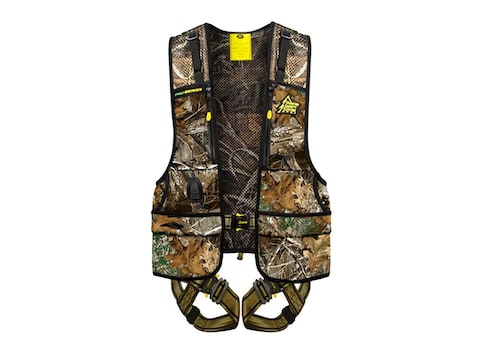 Hunter Safety System Pro Series Elimishield Treestand Safety Harness