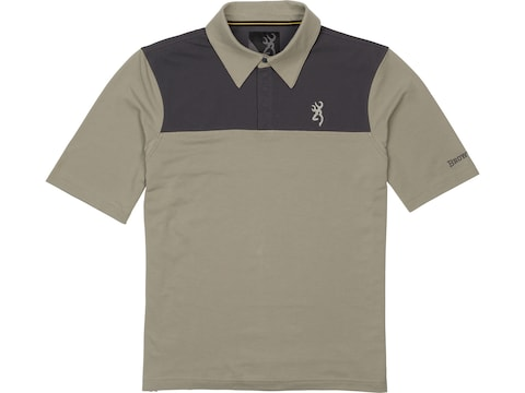 Browning Men's Match Lock Polo
