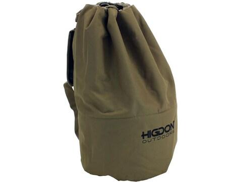 Higdon Splashing Flasher, Floating Flasher Motion Decoy Bag Polyester Brown