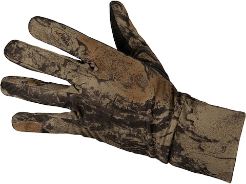 Natural Gear Stealth Hunter Stretch Fit Gloves Polyester Natural Gear Natural Camo
