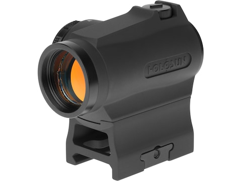 Holosun HS403R Rheo Stat Dial Micro Red Dot Sight 1x 2 MOA Dot Picatinny-Style Low & Lo...
