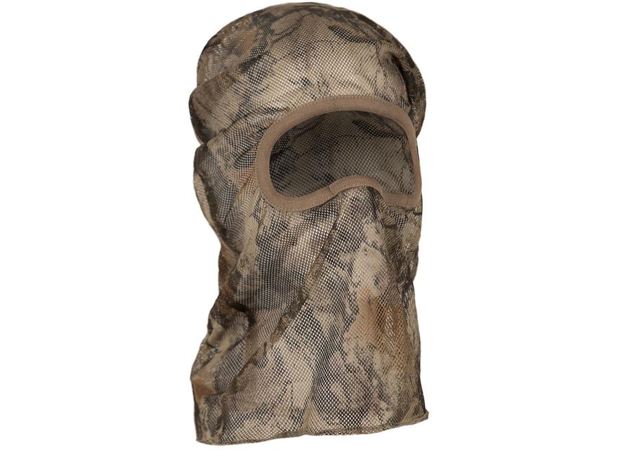 Natural Gear Mesh Full Face Mask Polyester Natural Gear Natural Camo