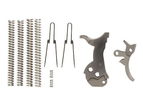 Power Custom Montado Hammer and Trigger Kit with Wolff Spring Kit Ruger Single Action B...