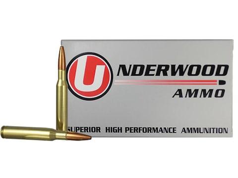 Underwood Ammunition 270 Winchester 127 Grain Lehigh Controlled Chaos Lead-Free Box of 20