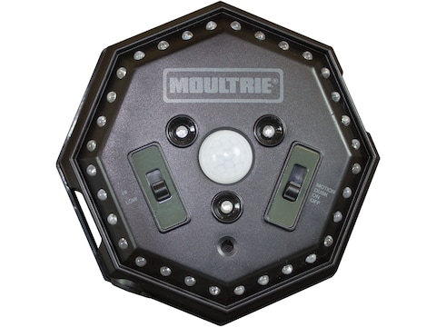 Moultrie Hog Light Motion Activated Feeder Light