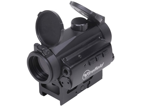 Firefield Impulse Compact Red Dot Sight 1x 22mm and Red Laser Sight with Picatinny/Weav...