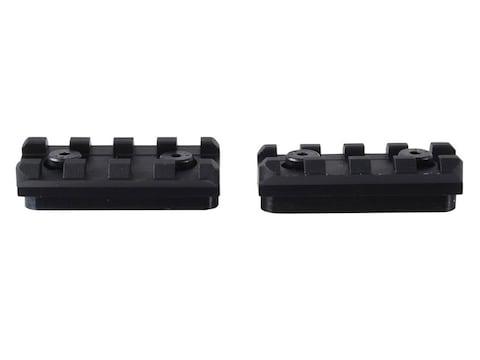 Samson KeyMod Rail Section for Evolution KeyMod Free Float Handguard AR-15 Aluminum Black