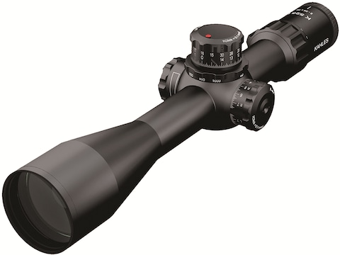 Kahles K525i Rifle Scope 34mm Tube 5-25x 56mm 1/10 Mil CCW Adjustments Zero Stop Top Fo...