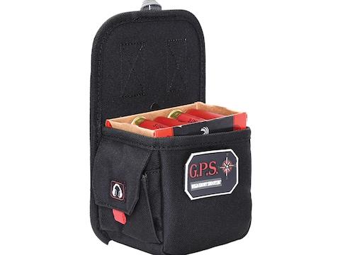 G.P.S. Single Box Shotgun Shell Carrier  Black