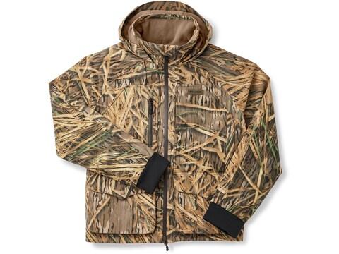 Filson Men's Skagit Waterfowl Hunting Jacket Polyester