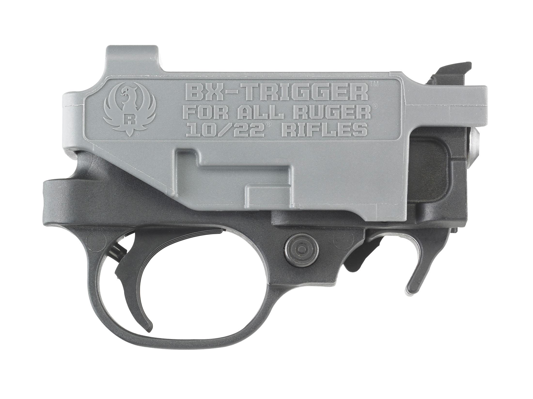 Ruger Bx Trigger Guard Assembly Ruger 10 22 2 5 3 0 Lb Polymer Black