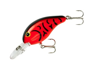 Bandit 200 Series Crankbait Red Crawfish