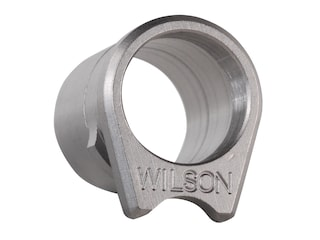 """Wilson Combat Bullet Proof Barrel Bushing with .125"""" Flange 1911 Government Stainless Steel"""