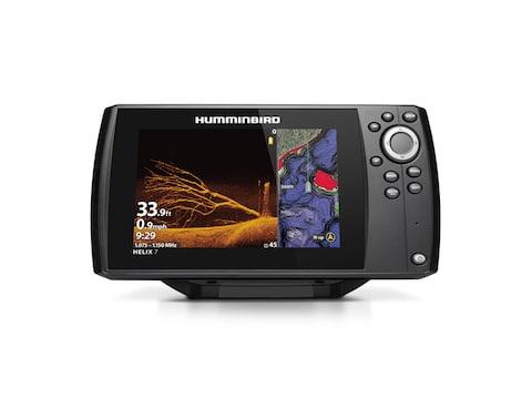 Humminbird HELIX CHIRP MEGA DI GPS G3N Fish Finder
