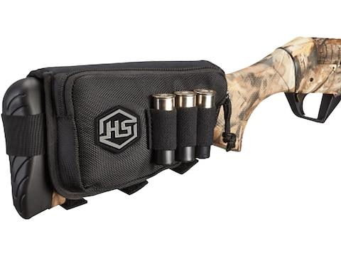 Hunter's Specialties Butt Stock Shotgun Shell Pouch Cheek Piece