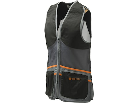Beretta Men's Full Mesh Shooting Vest Nylon