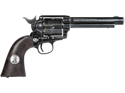 Colt Duke CO2 177 Caliber Revolver Pellet Air Pistol