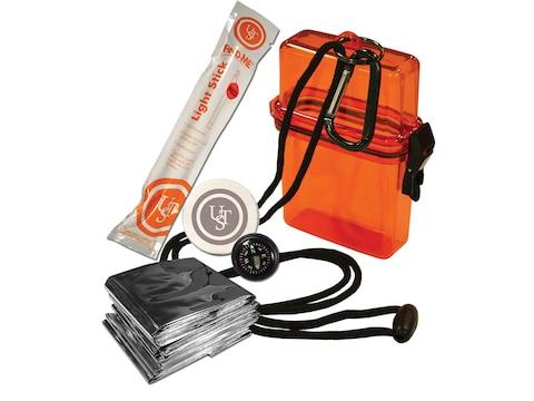 UST Watertight Emergency Survival Kit 1.0 Orange