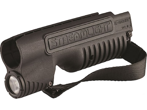 Streamlight TL Racker Shotgun Forend Weapon Light LED with CR123A Batteries Black