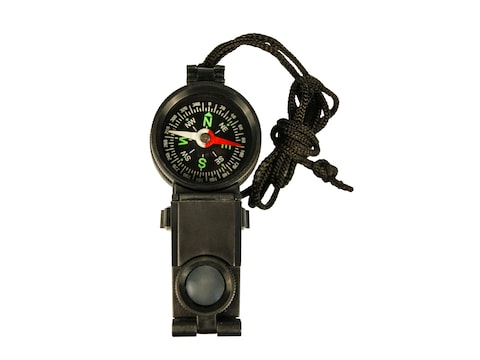 UST Explorer's Multi-Purpose Survival Tool Black