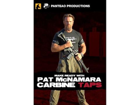 "Panteao ""Make Ready with Pat McNamara Carbine Taps"" DVD"