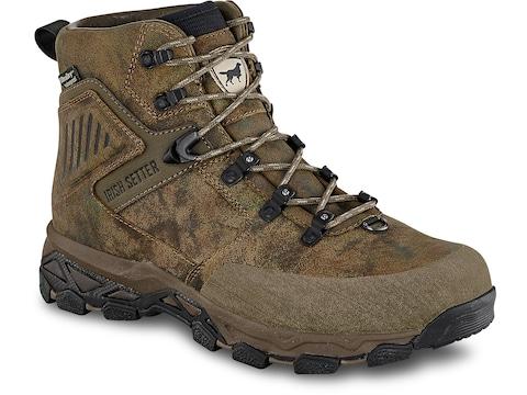 "Irish Setter Pinnacle 7"" Hunting Boots Leather Men's"