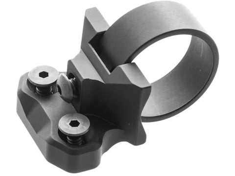 "Arisaka Defense Offset Flashlight Ring Mount KeyMod 1"" Diameter Flashlights Aluminum Black"