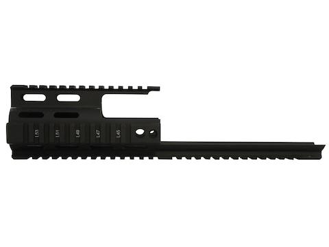 Midwest Industries Quad Rail SSR Forend Extension FN SCAR Mk16, 16S, Mk17, 17S Aluminum