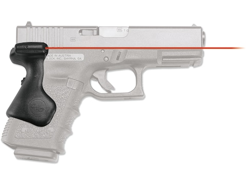 Crimson Trace Lasergrips Glock Gen-3, Gen-4 19, 23, 25, 32 Rear Activation with Master ...