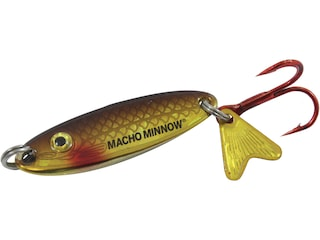 Northland Macho Minnow Spoon Gold Shiner 1/8 oz