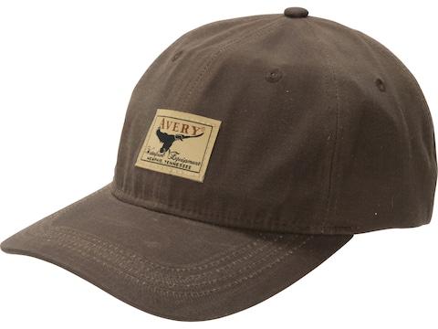 Avery Oil Cloth Logo Cap