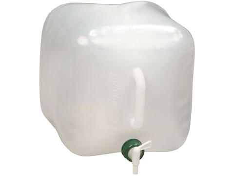 Coleman 2.5-Gallon Collapsible Water Carrier Polyethylene