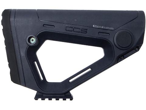 Hera Arms CCS Stock Collapsible Mil-Spec Diameter AR-15 Polymer