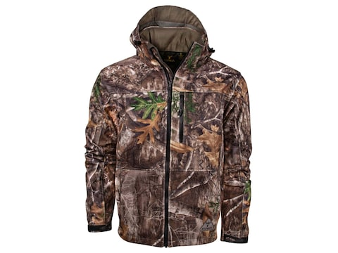 King's Camo Men's Wind-Defender Pro Fleece Jacket Polyester