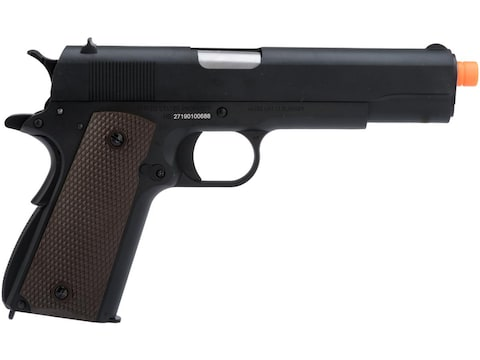 Colt 1911A1 Green Gas Airsoft Pistol