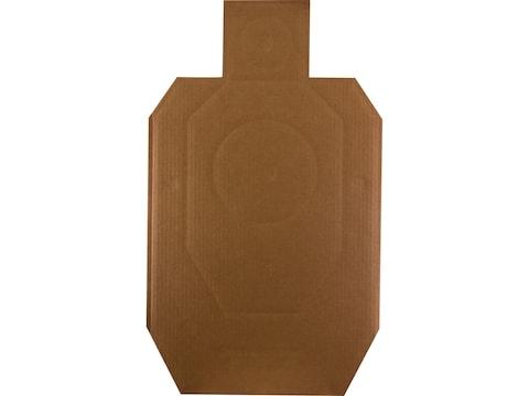 MidwayUSA Official IDPA Target Cardboard