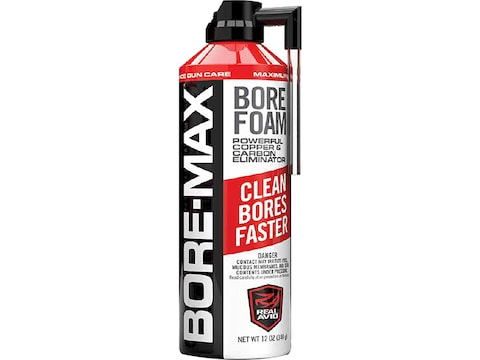 Real Avid Bore Max Bore Foam 12oz Aerosol