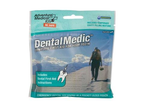 Adventure Medical Kits Dental Medic 1 Person First Aid Kit