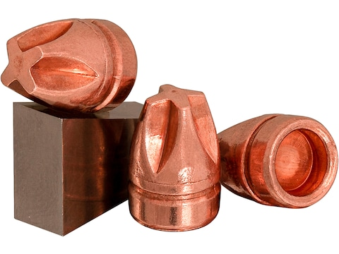 Lehigh Defense Xtreme Defense Bullets 9mm (355 Diameter) 68 Grain Solid Copper Enhanced...