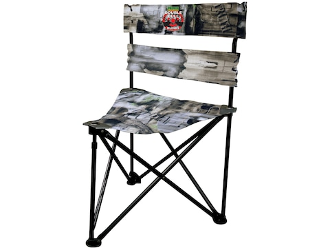 Primos Double Bull Ground Blind Tri Stool Truth Camo